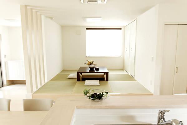 新築住宅で和室を作るなら小上がりとフラットどっちがいい?