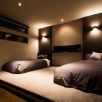 新築のモダンな寝室施工例3選!ホテルみたいなインテリア!