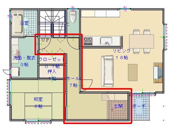 新築で廊下がダサい間取りは失敗しやすい?